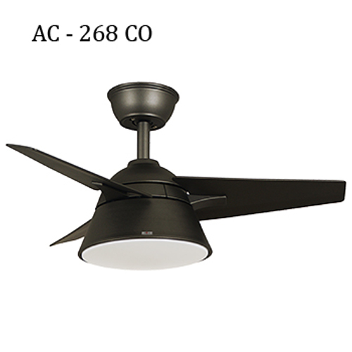 Acorn Ceiling Fan - AC – 268 CO