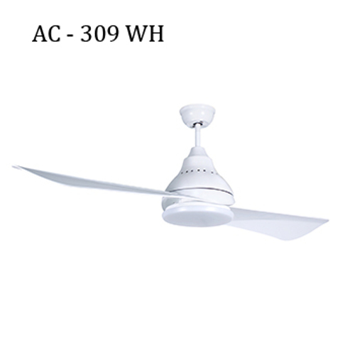 Acorn Ceiling Fan - AC – 309 WH