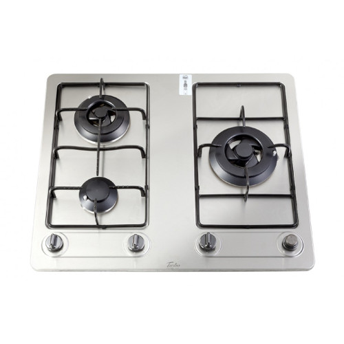 Turbo Incanto T1609LSS 60cm  3 Burners Built-In Hob