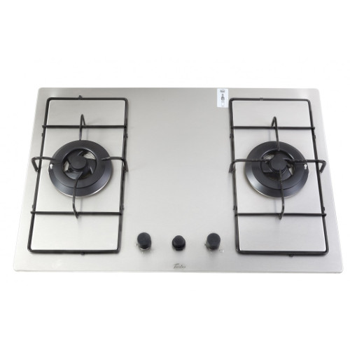 Turbo Incanto T7209SS 76cm 2 Burners Built-In Hob