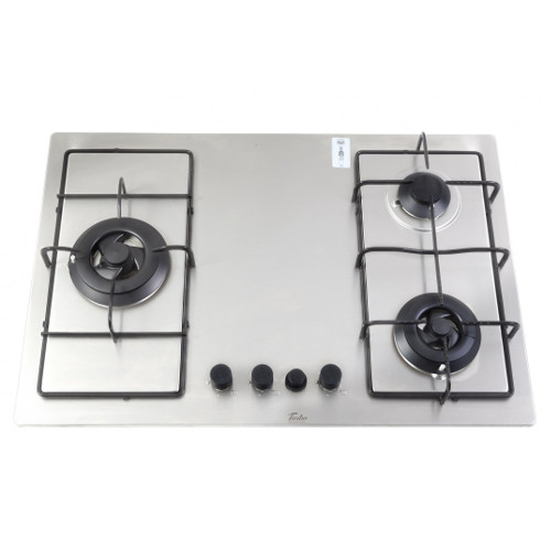 Turbo Incanto T7309LSS 76cm 3 Burners Built-In Hob