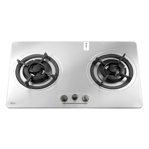 Turbo Incanto T7529SS 75cm 2 Burners Built-In Hob