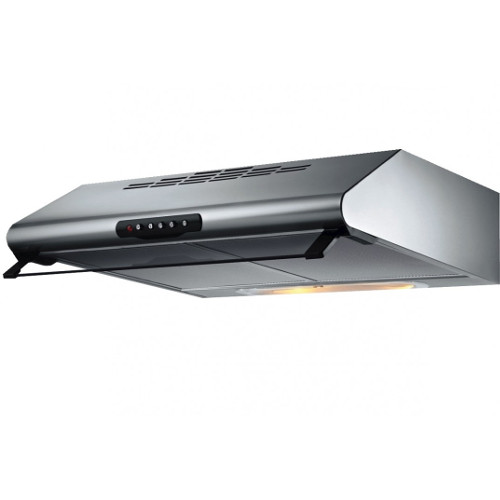 Turbo Incanto TN5P-90SS 90cm Conventional Hood With Glass Panel