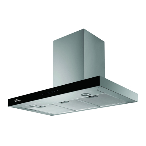 Turbo Incanto TAE91-SS 90cm Chimney Hood With Touch Control