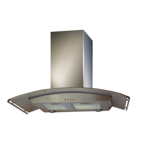 Turbo Incanto TA9288SS 90cm Chimney Hood With Stainless Steel Finish