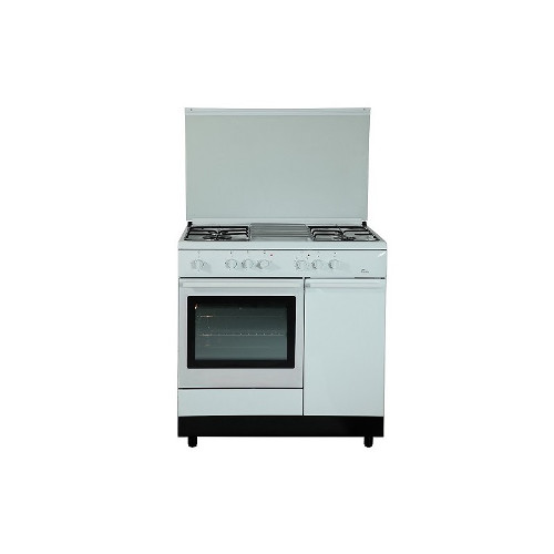 Turbo Incanto T9640WV 90cm Free Standing Cooker With Gas Oven