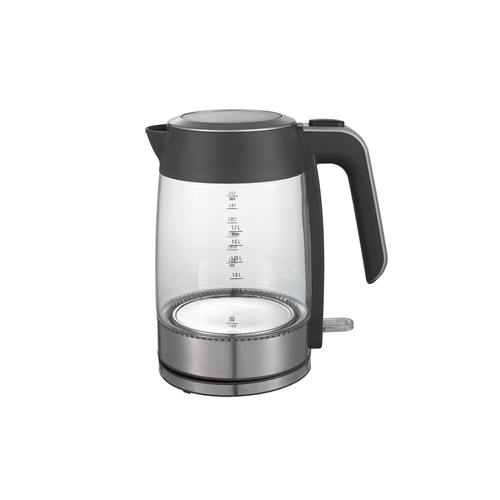 Turbo Mira TMH1701G Glass Electric Kettle