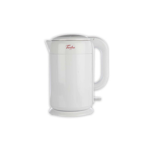 Turbo Mira TMH317W Double Wall Electric Kettle