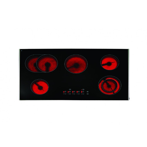 Turbo Immaginario T90EOSS 90cm 5 Zones Cermaic Hob With Touch Control