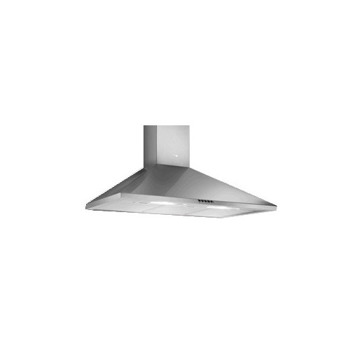 Turbo Incanto C596-90SS 90cm Chimney Hood With Stainless Steel Finish